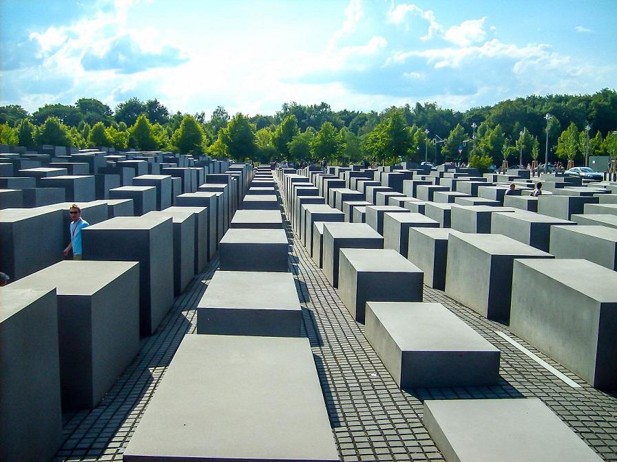 Pomnik Holokaustu, Berlin