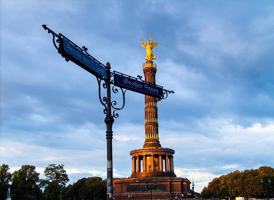 Kolumna Zwycięstwa, Berlin