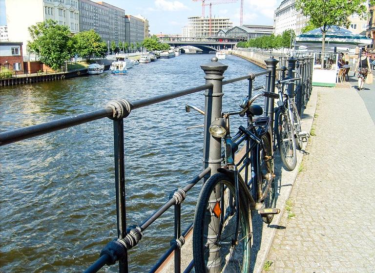 Nadbrzeże Sprewy, Berlin