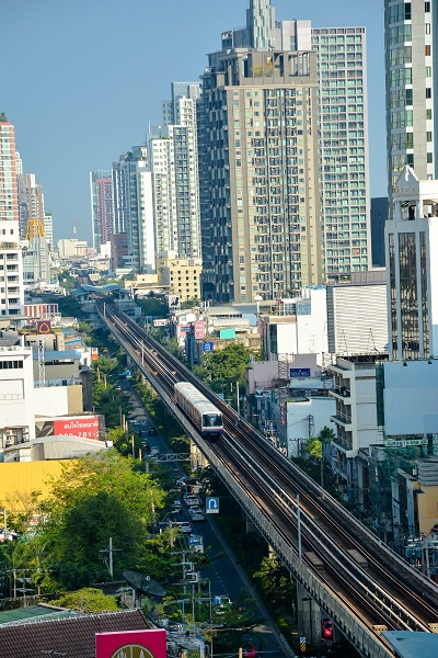 Bangkok, BTS